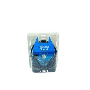 **NEW JVC Powerful Sound Stereo Headphones HA-X580